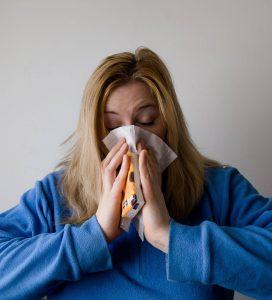 ארומתרפיה לחיזוק מערכת החיסון ולטיפול במחלות חורף