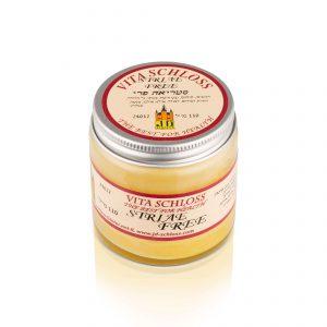 סטריאה פרי של שלוס להגמשת העור ומניעת סימני מתיחה.